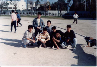 思い出~1988年学内ソフト