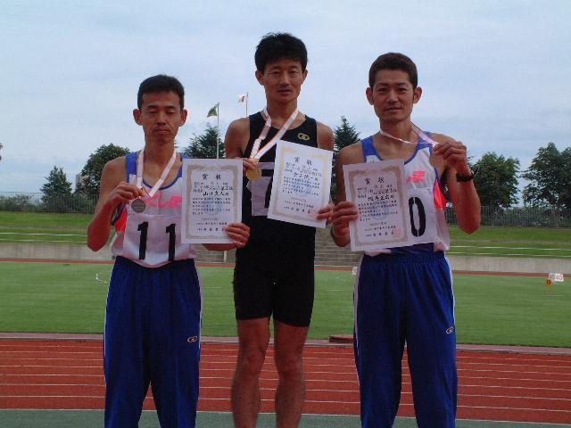 5000m表彰式