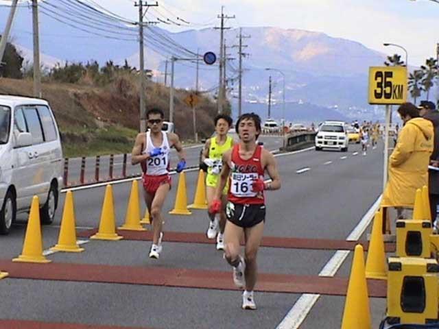 35km関門