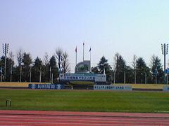 皇子山陸上競技場