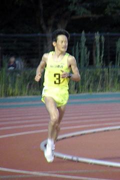 第63回国体陸上競技山口県代表選手最終選考会