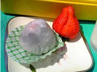 苺といちご大福