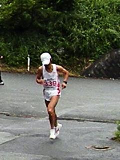 第18回十種ヶ峰登山マラソン