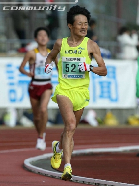 2011年防府読売マラソン10km