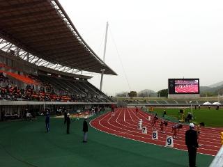 改修後の新競技場
