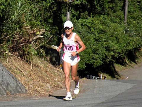 第22回十種ヶ峰登山マラソン