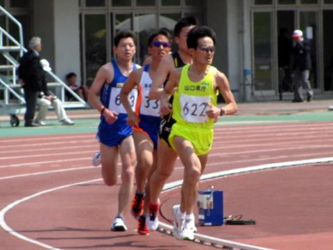 5000m(画像はken君カメラによるO君撮影より)