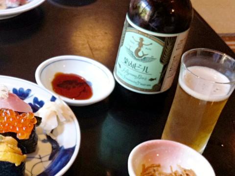 ビターな葉山ビール
