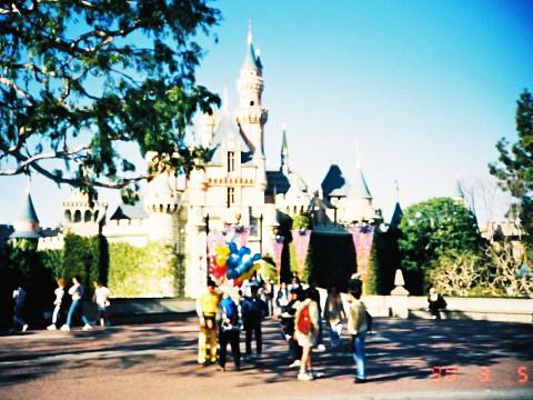1990年ディズニーランド
