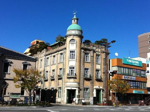世界最古の屋上庭園 旧秋田商会ビル