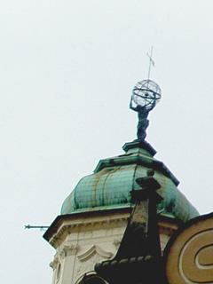 クレメンティヌムの天文塔