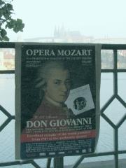 モーツァルト好きプラハ