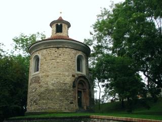 聖マルティン教会のロトゥンダ