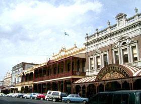 Lydiard Street