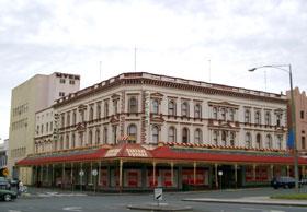Ballaratでは、マイヤー百貨店もクラシック