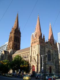 セント・ポールズ大聖堂