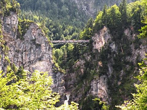 マリエン橋 Marienbrücke