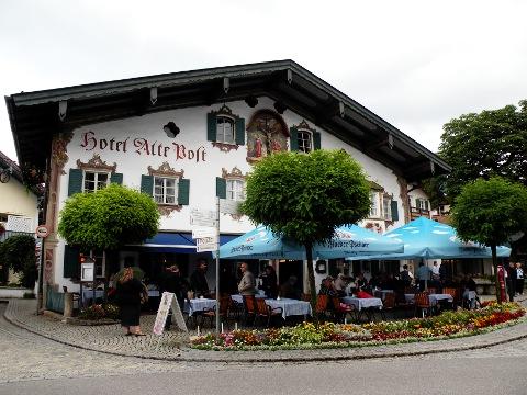Alte Post Oberammergau
