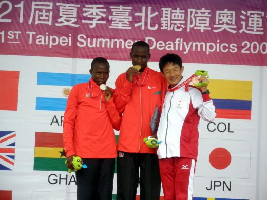 21ST Taipei Summer Deaflympics 2009