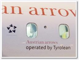 Austrian arrows