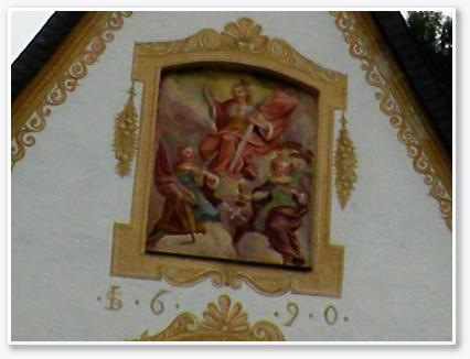 ウムハウゼンの教会も