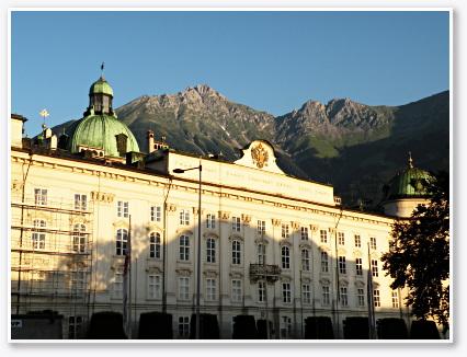 王宮(Hofburg)