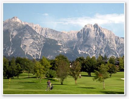 車窓からの光景~冬のクロカンコースで夏はゴルフを愉しむ